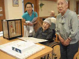 100歳のお祝い