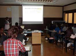 「潜在力を引き出す介助」研修参加者による報告会