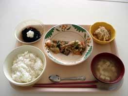 鮭のちゃんちゃん焼き 43名