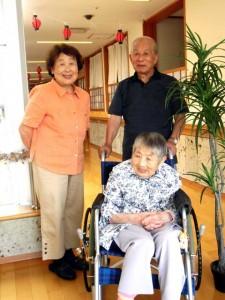 101歳のお誕生日おめでとうございます!!